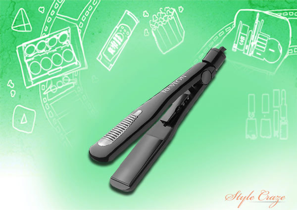 revlon perfect heat 2 ceramic straightener
