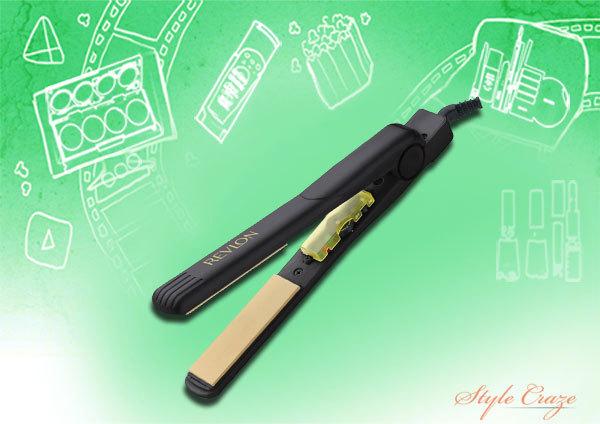 revlon perfect heat straightener