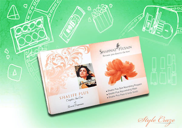 shahnaz husain shalife mini kit