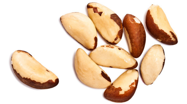 skin benefits of brazil nuts