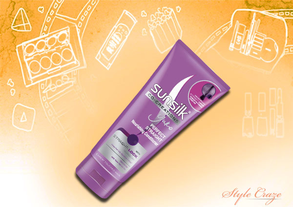 sunsilk straight lock conditioner