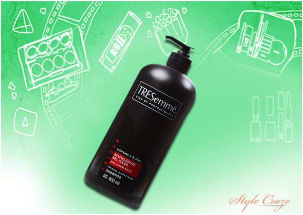 tresemme colour revitalize shampoo