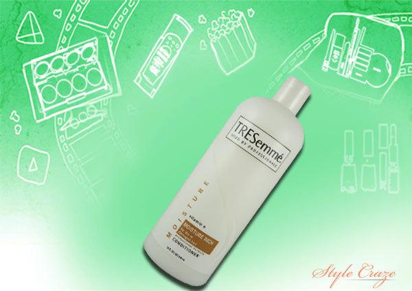 tresemme moisture rich conditioner natural hair
