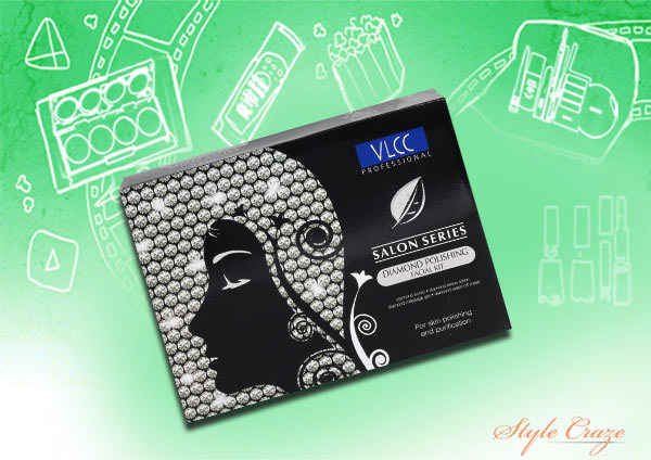 vlcc diamond facial kit cost