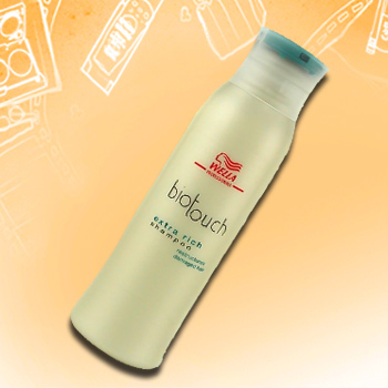 wella biotouch extra Rich shampoo