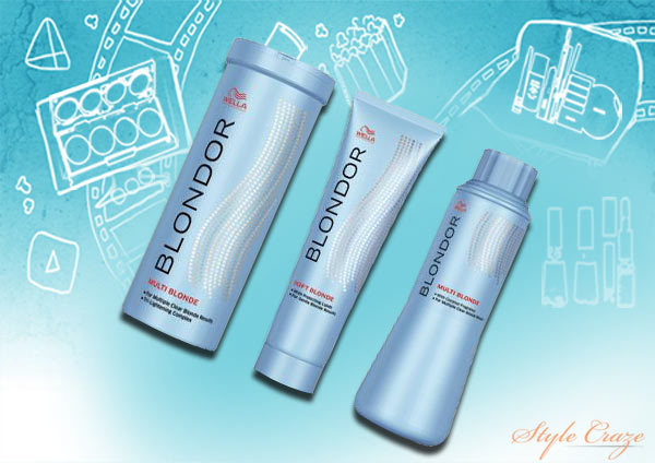 wella blondor lightening powder