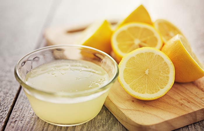 1.-Almond-Oil-And-Lemon-Juice