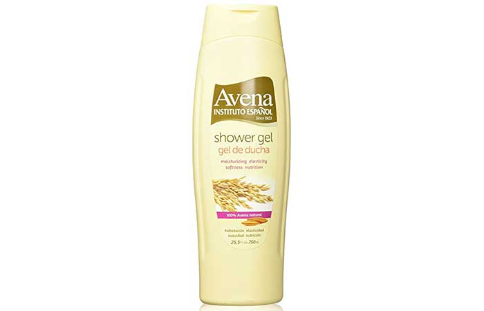 1. Avena Shower Gel