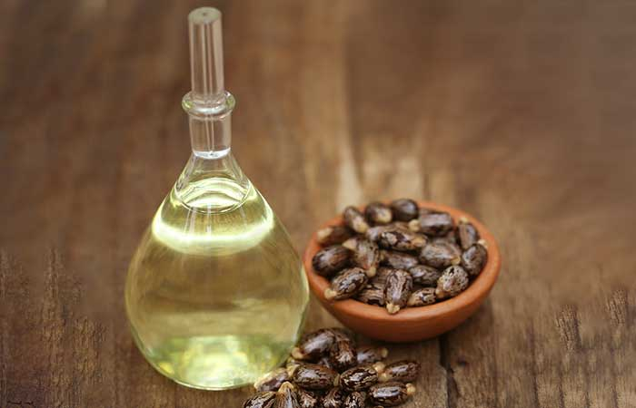 Eyebrow Hair Loss - Castor Oil