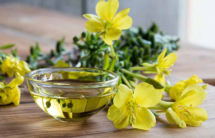1. Evening Primrose Oil For Hair Loss