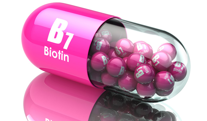1. Folic Acid And Biotin For Hair Growth