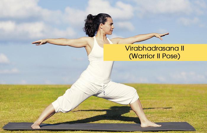 1.Virabhadrasana-II-(Warrior-Pose-II)