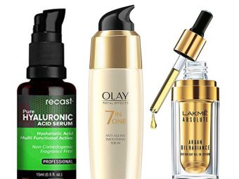 10 Best Face Serums For Dry Skin