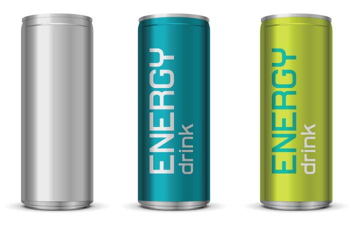 10. Energy Drinks