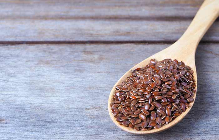 Foods To Prevent Hair Loss - Flaxseeds