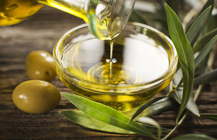 Diet for Dry Skin - Olive Oil