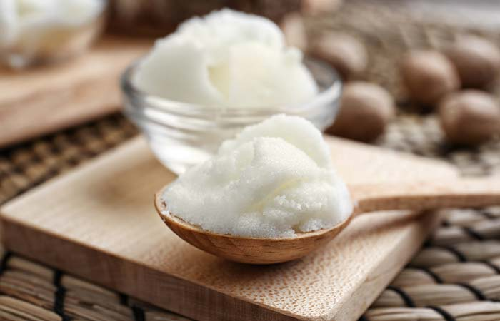 10. Shea Butter For Scalp Psoriasis
