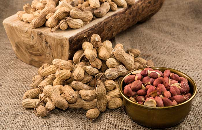 Benefits Of Zinc - Peanuts