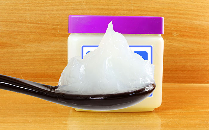 11. Petroleum Jelly For Puffy Eyes