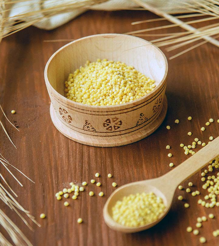 29 Amazing Benefits Of Millets (Bajra) For Skin, Hair And Health