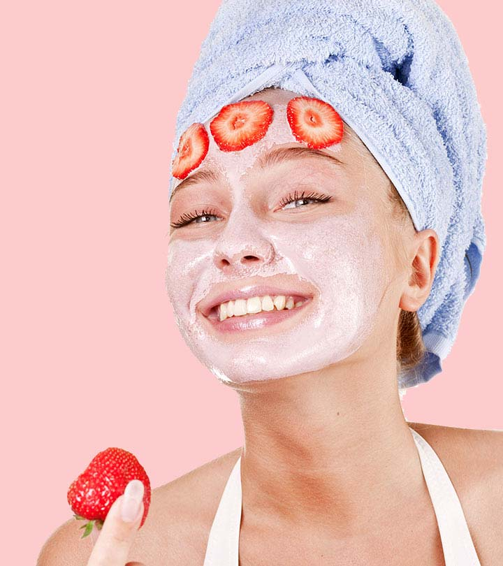 9 DIY Fruit Face Masks For Glowing Skin