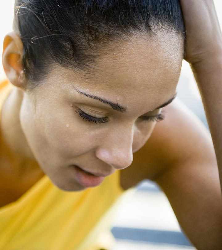 Does Sweating Lead To Hair Loss