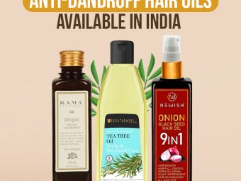 12 Best Anti-Dandruff Hair Oils Available In India – 2021