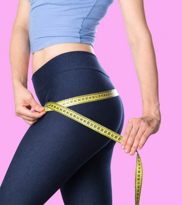 how to lose fat in stomach and thighs