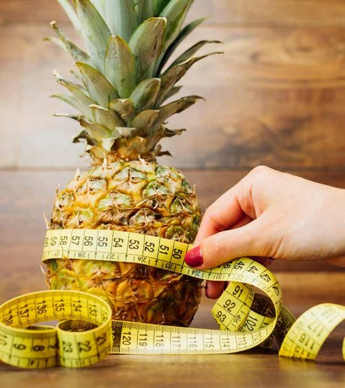 Pineapple Diet - Lose 5 Kilos In 5 Days