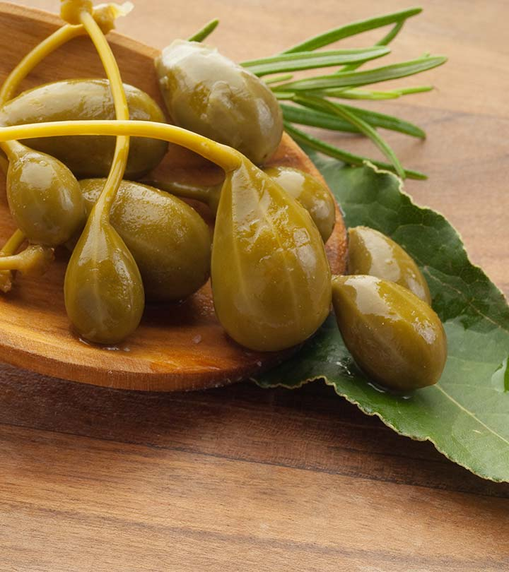 12 Amazing Benefits Of Capers (Kachra) For Skin, Hair And Health