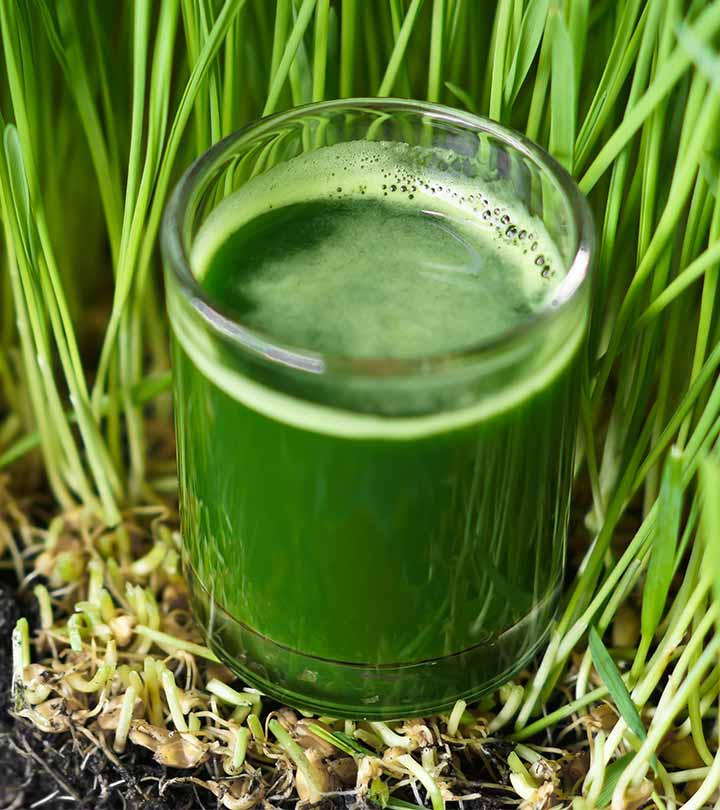 5 Best Benefits Of Wheatgrass Juice For Skin, Hair And Health