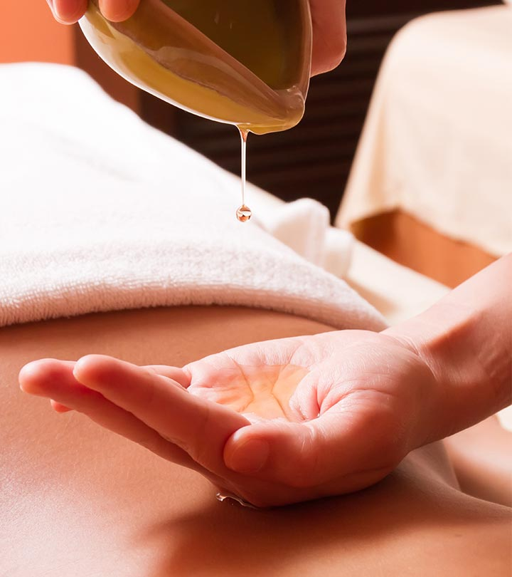 15 Body Massage Oils And Their Benefits