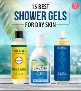 15 Best Shower Gels For Dry Skin