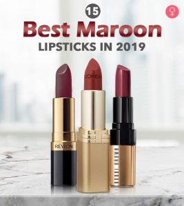 15 Of The Best Maroon Lipsticks In 2019