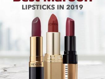 15 Of The Best Maroon Lipsticks In 2020