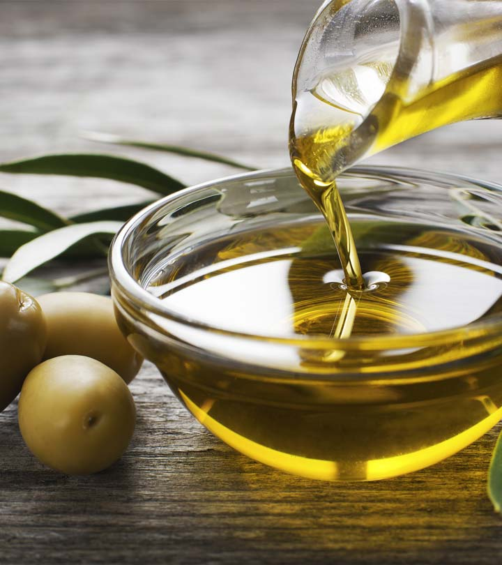 How To Use Olive Oil To Treat Dandruff