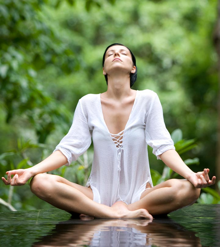Pranayama For Glowing Skin