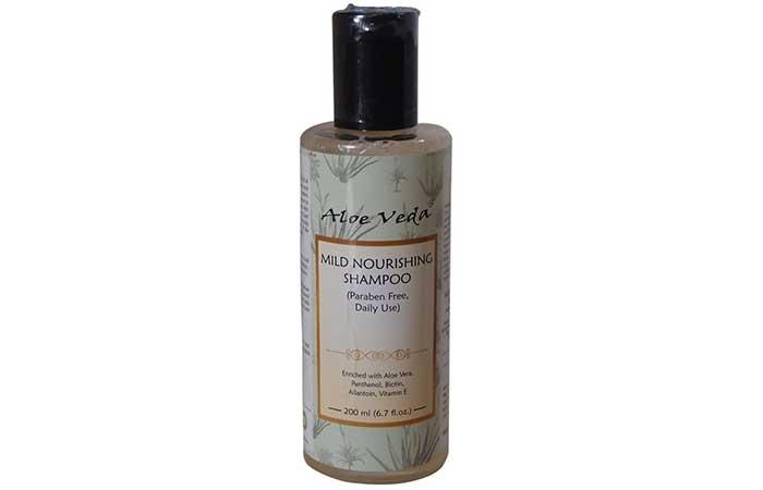 2. Aloe Veda Mild Nourishing Shampoo (2)