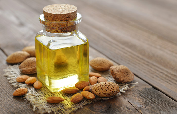 2. Olive Oil And Almond Oil For Dandruff