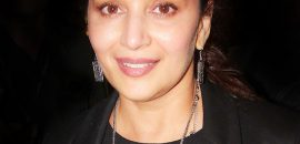 10 Pictures Of Madhuri Dixit Without Makeup