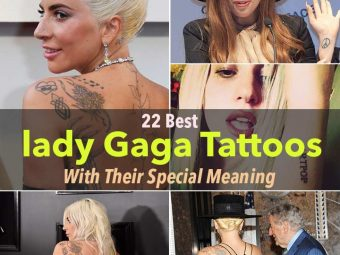 22 Best Lady Gaga Tattoos And Their Special Meanings