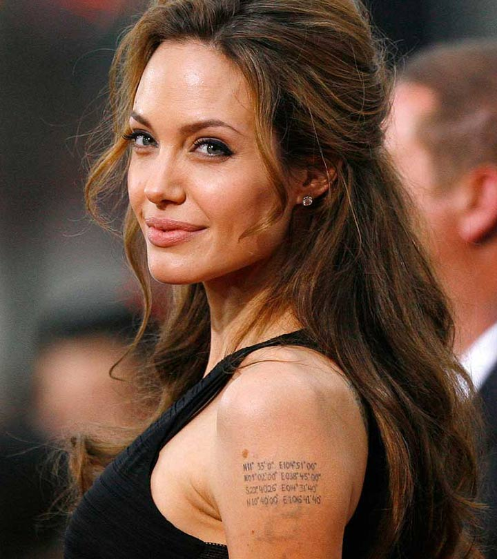 Angelina's Makeup, Beauty And Fitness Secrets Revealed