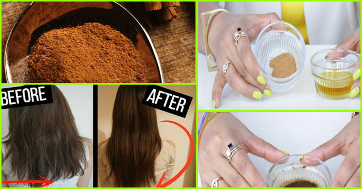 24 Dry Hair Treatments From Your Kitchen