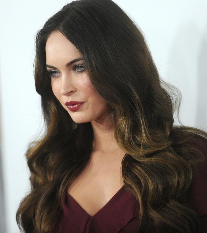 Megan Foxs Makeup Beauty And Fitness Secrets Revealed - Fox-makeup