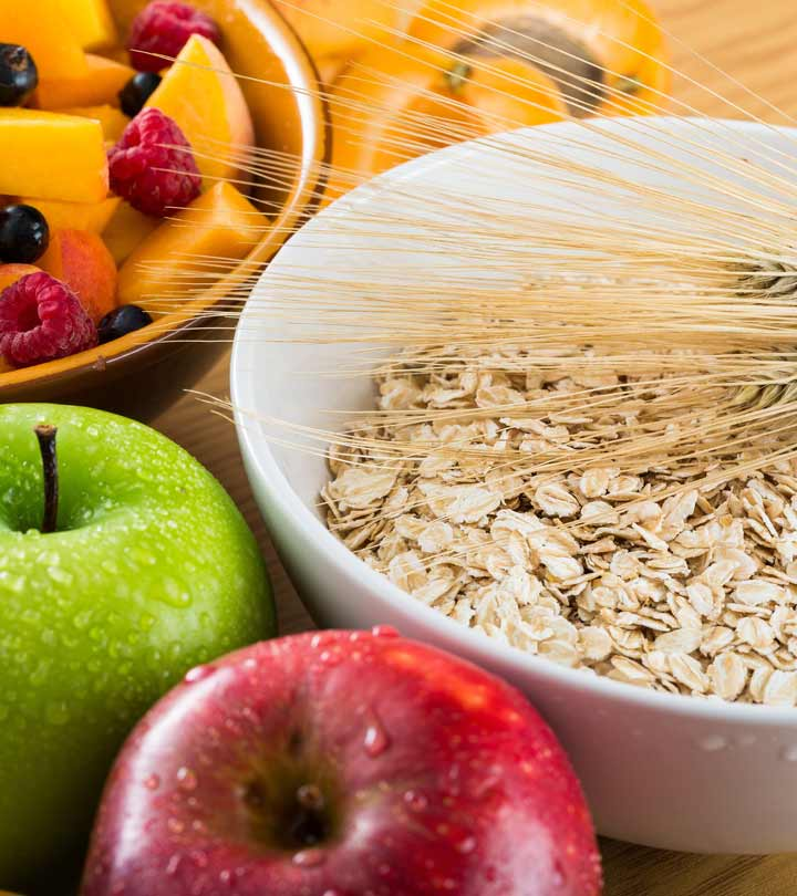 48 Best High Fiber Foods You Should Be Eating