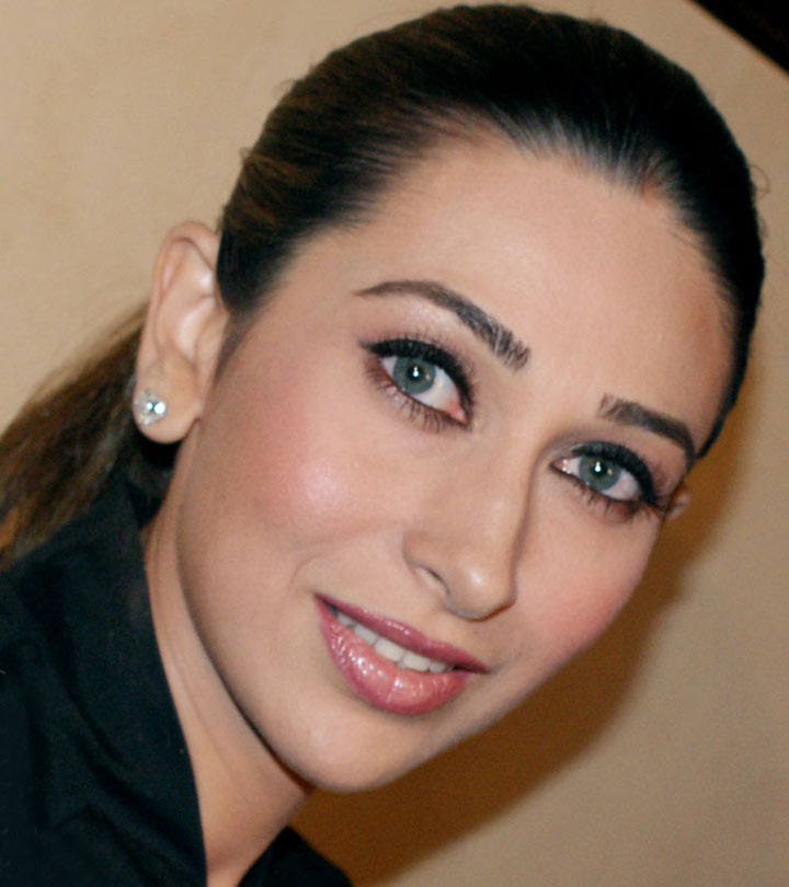 Karishma Kapoor's Makeup, Beauty And Fitness Secrets Revealed