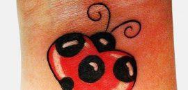 Top 10 Ladybug Tattoo Designs