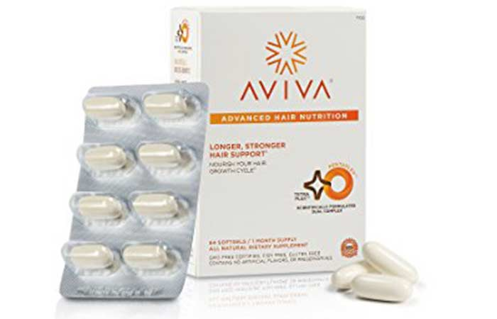 3. Aviva Hair Revitalizer