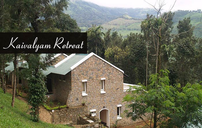 3. Kaivalyam Retreat in Munnar, Kerala
