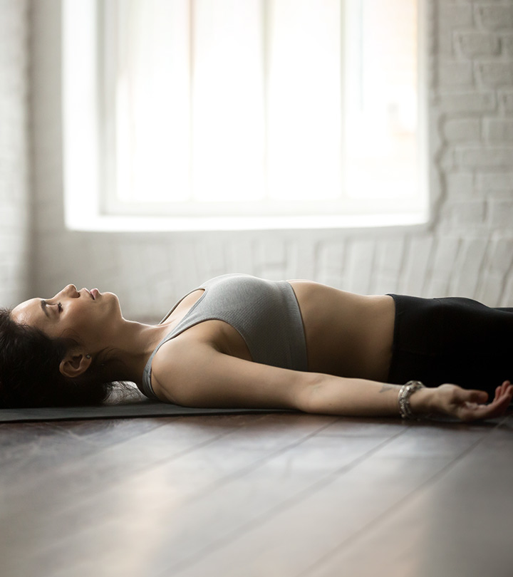 Top 6 Yoga Poses For Relaxation